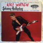 rock français Johnny Hallyday