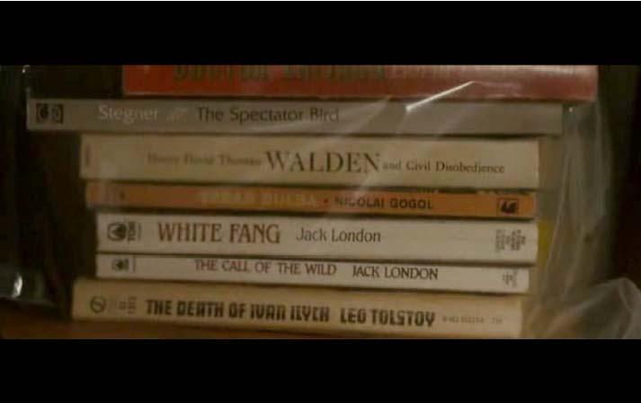 L Influence De Henry D Thoreau Sur Le Film Into The Wild