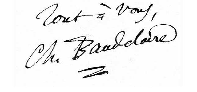 """Baudelaire enquêteur – Francis <span class=""""caps"""">JAMES</span>"""