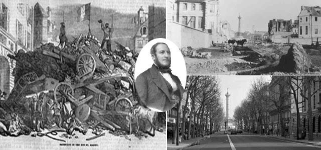 Lire ou relire Walter Benjamin «Haussmann ou les barricades»