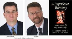 Jim Gilmore, Joe Pine II
