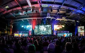"Match de ""Counter-Strike"", Paris Games Week, 6 nov. 2016"