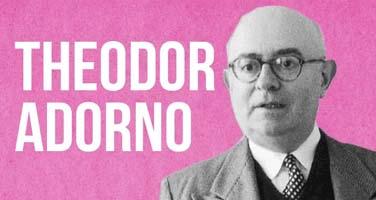 """Sur Marx et les concepts de base de la théorie sociologique – Theodor W. <span class=""""caps"""">ADORNO</span>"""