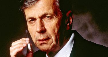 """X-Files – «L'homme àla cigarette» – David <span class=""""caps"""">BUXTON</span>"""